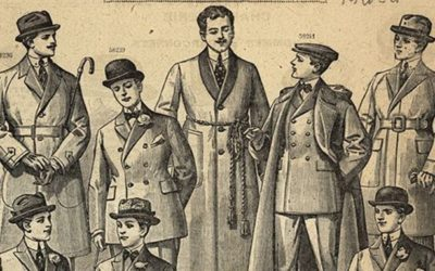 Divattörténelem:milyen volt a 20-as évek divatja?