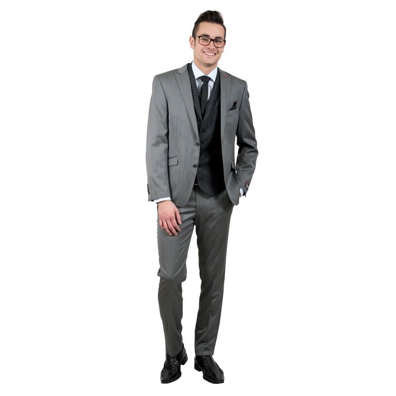 Atelier Torino tiszta gyapjú öltöny