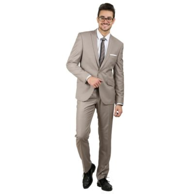 Malcon slim fit öltöny