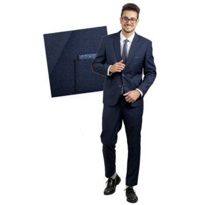 Felippe slim fit öltöny