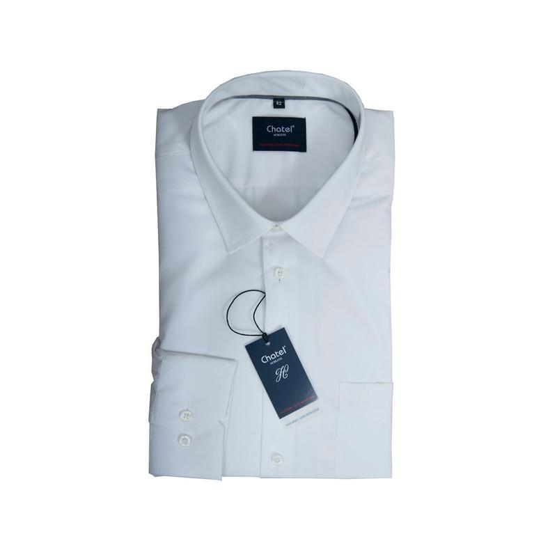 Jean Chatel fehér vasalásmentes ing