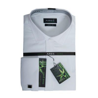 Ares karcsúsított mandzsettás ing