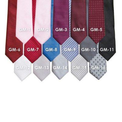 Mintás ballagó nyakkendő