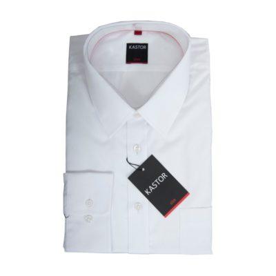 Kastor karcsúsított fehér ing