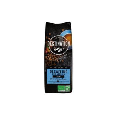 DESTINATION Deca Koffeinmentes Prémium Bio szemes kávé
