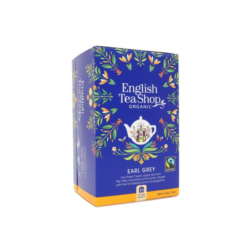 Earl Grey bio & fairtrade fekete tea