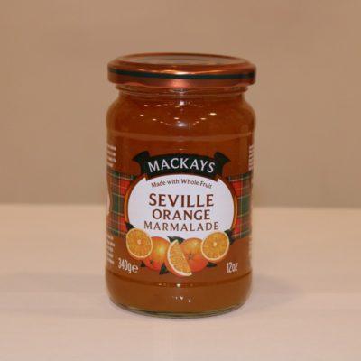 Tradicionális sevillai narancs lekvár