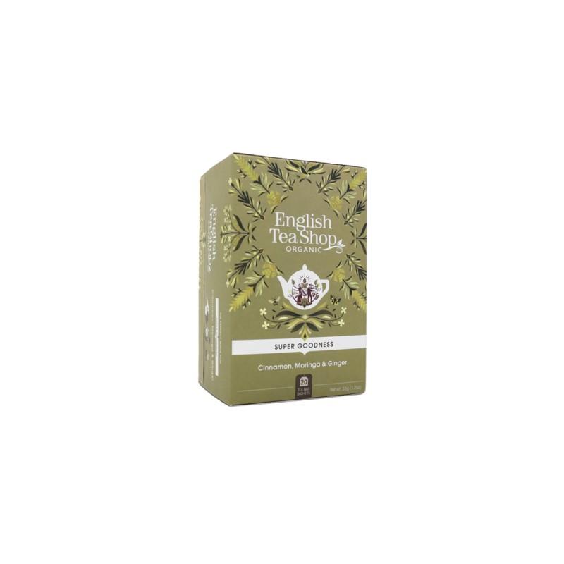 Super Goodness tea Moringával