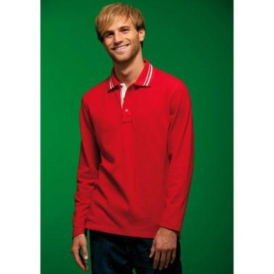 DOMINIK férfi galléros póló