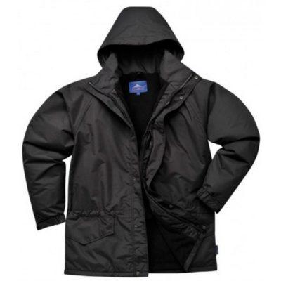 Arbroath lélegző, polárbéléses kabát
