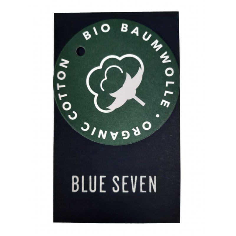 Blue Seven bio pamut galléros póló