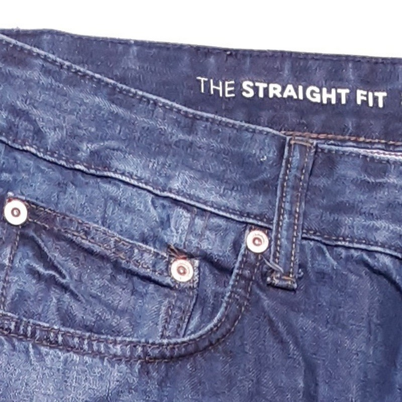 C&A straight fit farmernadrág
