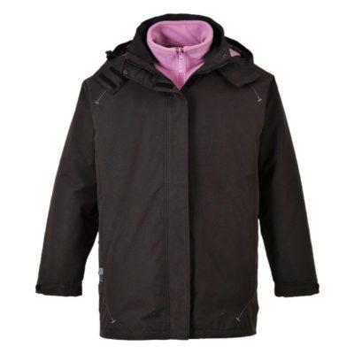 3 az 1-ben női kabát