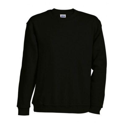 Klasszikus környakú pulóver