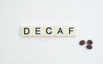 10 tény a koffeinmentes kávéról