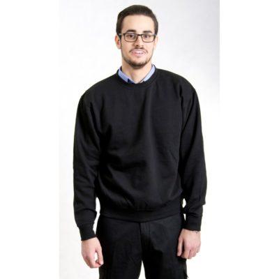 Környakú pulóver