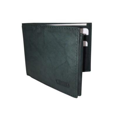 Közepes méretű bőr pénztárca