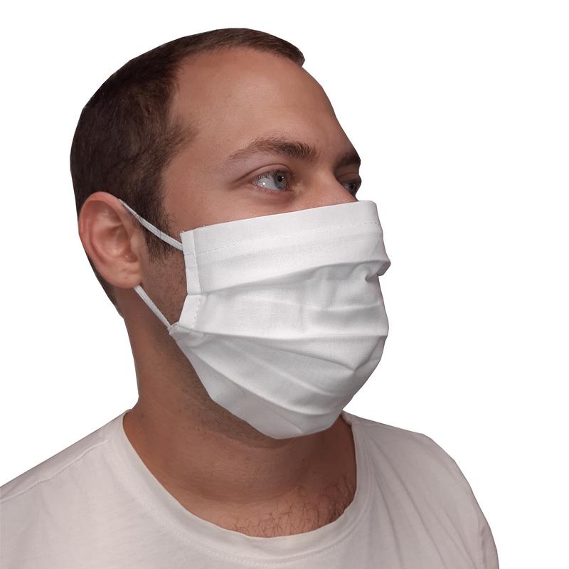 Mosható 100% pamut maszk