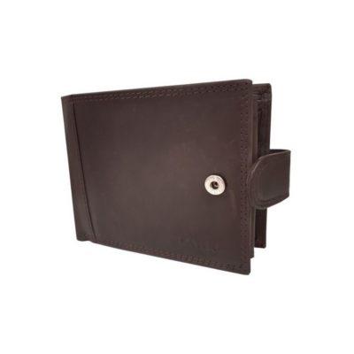 Normál méretű bőr pénztárca