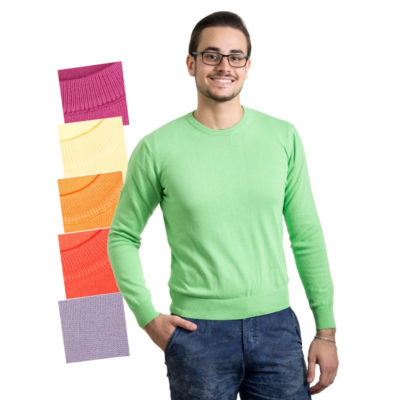 PullLove kereknyakú pulóver